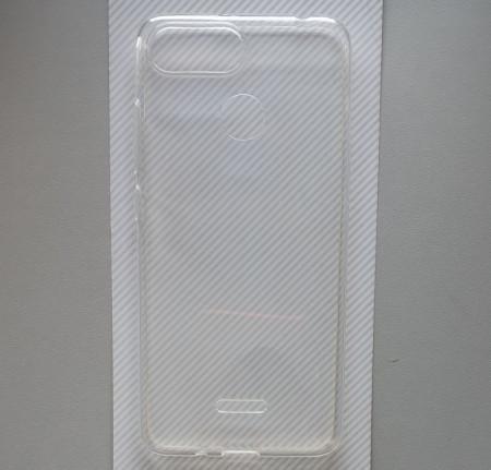 """TPU 0,3mm ultra tanka maska za Xiaomi Redmi 6 (5.45"""") 2018"""