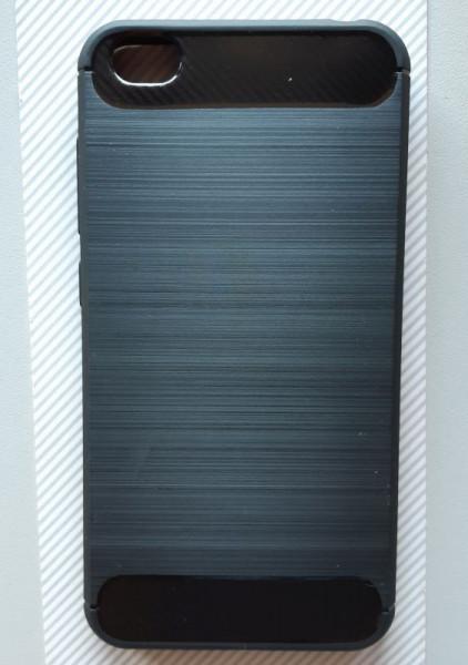 """TPU BRUSHED maska za Xiaomi Redmi Go 2019 (5.00"""") crna"""