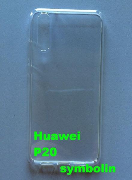 TPU maska 0,3mm za Huawei P20, Huawei P11, providna