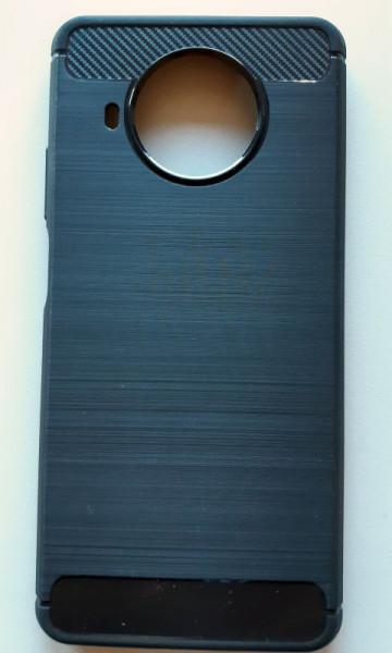 """TPU maska BRUSHED za Xiaomi Mi 10T Lite 2020 (6.67"""") crna"""