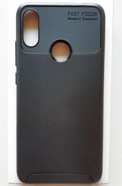 "TPU maska CARBON Xiaomi REDMI Note 7, Note 7 Pro 2019 (6.3""), crna"
