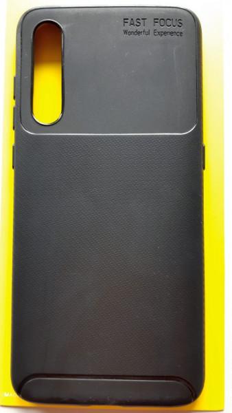 "TPU maska Carbon za Xiaomi Mi 9 2019 (6.39"") crna"