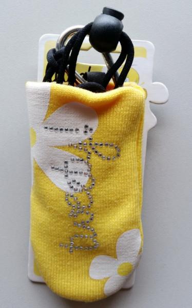 Tweety čarapica Futrola za telefon žuta