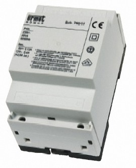 URMET audio interfon za 4 korisnika ( 4 porodice, 4 stana) 925/104 plus 1128/500