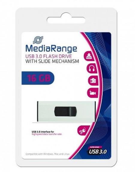 USB flash 3.0 Mediarange MR915 16GB