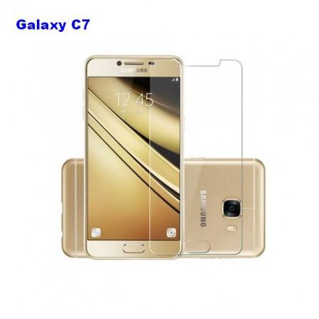 "Zaštitno staklo Tempered Glass za Samsung SM-C7000 Galaxy C7 2016, Galaxy C7 Pro 2017 (5.7"") RAVNO"