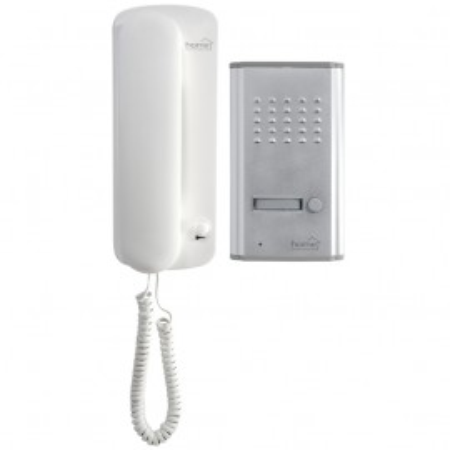 Žični interfon za jedan stan HOME DP02