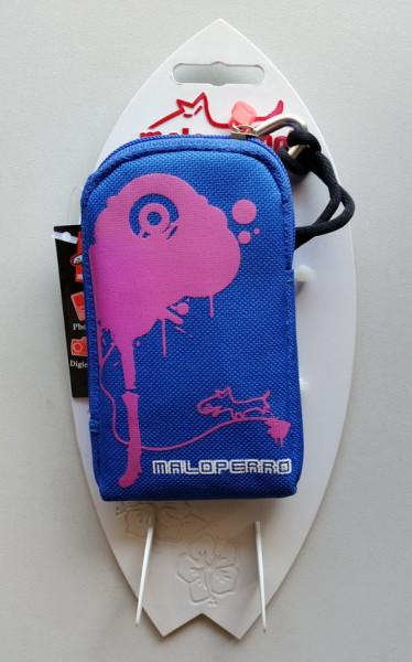 Maloperro Torbica Futrola za telefon plava