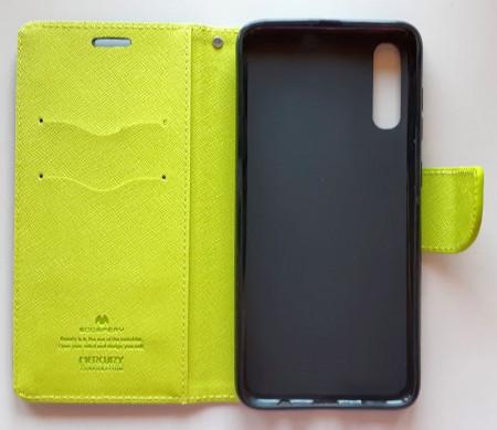 "Preklopna futrola Mercury za Samsung SM-A705F Galaxy A70 2019 (6.7"") crna ili plava"