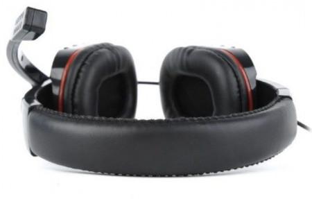 Slušalice s mikrofonom GEMBIRD GHS-402, konektor 2 x 3,5mm, kontrola jačine zvuka