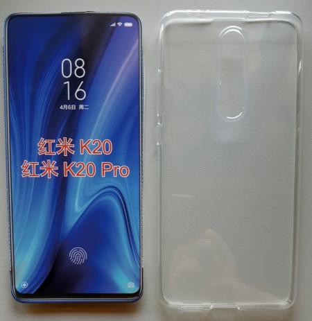 """TPU maska 0.3mm ultra tanka za Xiaomi Mi 9T 2019, Mi 9T Pro, Redmi K20 (6.39"""") providna"""