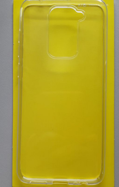 "TPU maska 0.3mm ultra tanka za Xiaomi Redmi Note 9 2020 (6.53"") providna"