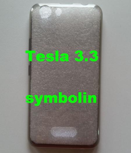 TPU maska 0,3mm za Tesla 3.3 dim providna
