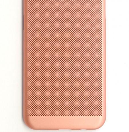 TPU maska BREATH za SM-G960F GALAXY S9 PINK pastelna