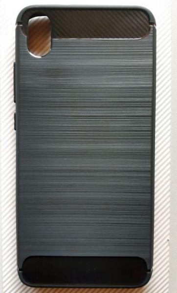"""TPU maska BRUSHED za Xiaomi Redmi 7A (5.45""""), crna"""
