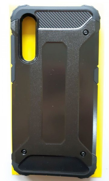 """TPU maska DEFENDER za Xiaomi Mi 9 2019 (6.39"""") crna"""