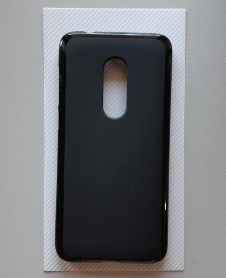 "TPU Maska PUDDING Alcatel OT-5059, Alcatel 1X (5.3"") 2018, crna"