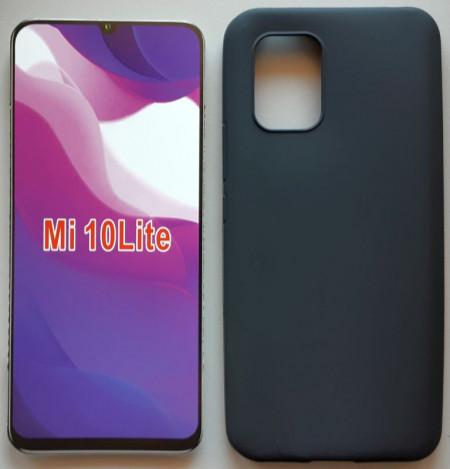 "TPU maska PUDDING za Xiaomi Mi 10 Lite 2020 (6.57"") crna"