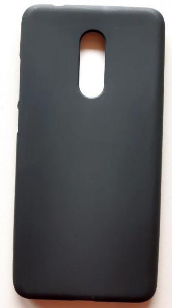 """TPU maska PUDDING za Xiaomi Redmi 5 2017 (5.7"""") crna"""