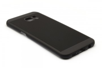 Slika TPU/PC BREATH maska za Huawei P20 (BLACK)