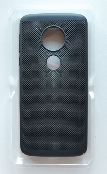 TPU/PC BREATH Za Motorola Moto E5, Moto G6 Play, crna
