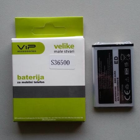 Baterija AB463651BU za Samsung S3650 Corby, Glamour S7070