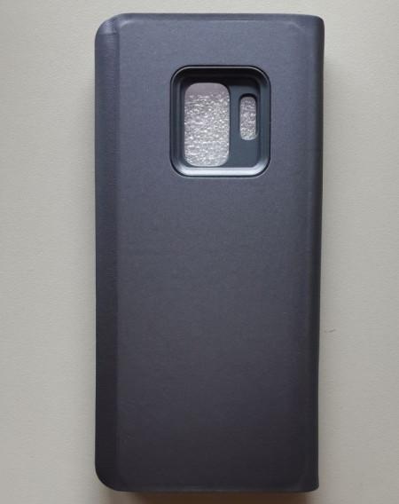 Futrola Flip Clear View za SM-G960F, Galaxy S9, ljubičasta