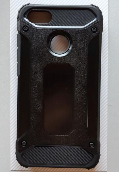 """TPU DEFENDER maska za Huawei P9 Lite Mini, Y6 Pro 2017 (5.0"""") crna"""