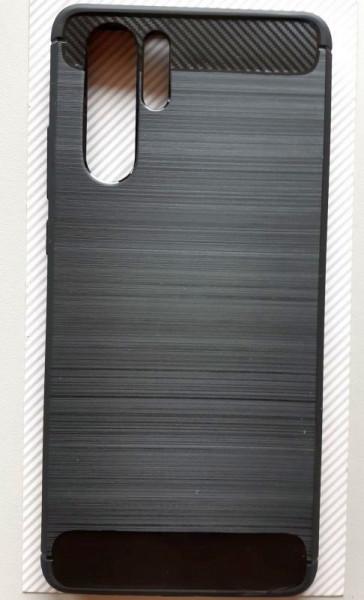"""TPU maska BRUSHED za Huawei P30 Pro 2019 (6.30""""), crna"""
