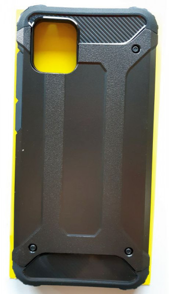 "TPU maska DEFENDER za Samsung SM-N770F, Galaxy Note 10 Lite 2020, A81 (6.7"") crna"