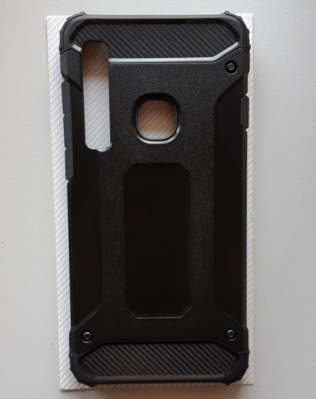 """TPU maska DEFENDER za SM-A920F GALAXY A9 2018 (6.3""""), crna"""
