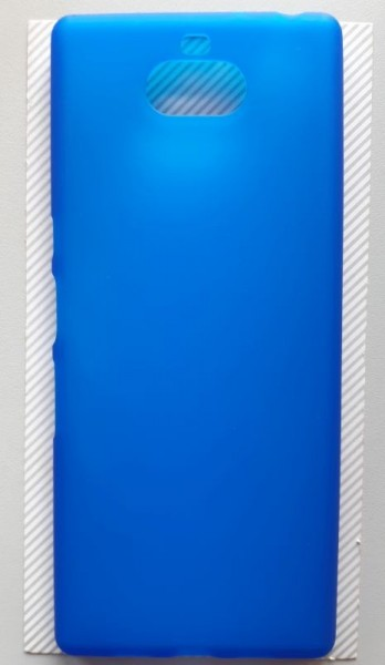 """TPU maska Pudding za SONY Xperia 10 Plus 2019 (6.5"""") crna ili plava"""
