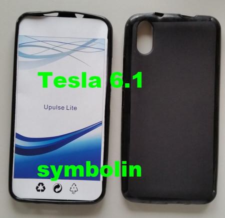 TPU PUDDING maska za Tesla 6.1  crna