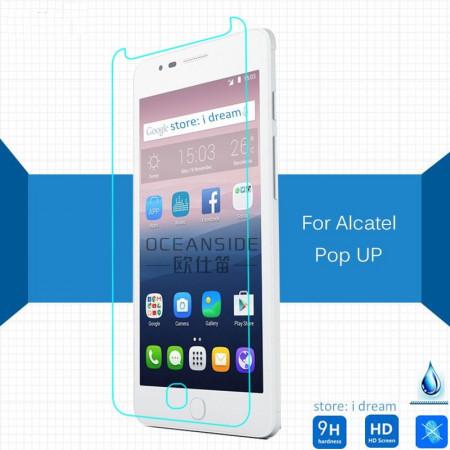 "Zaštitno Kaljeno staklo Tempered Glas za Alcatel Pop Up (5.0"") 2015, OT-6044"