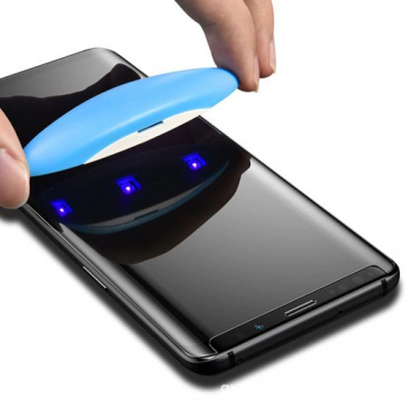"Zaštitno staklo 5D FULL GLUE UV za Samsung SM-N970F, Galaxy Note 10 2019 (6.3"") zakrivljeno"
