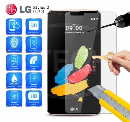 Zaštitno staklo Tempered Glass za LG Stylus 2
