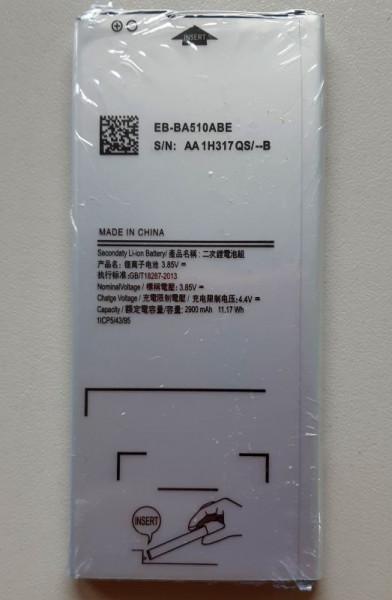 Baterija EB-BA510ABE za SAMSUNG GALAXY A5 2016 DUOS, SM-A5100