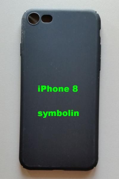 """Maska Gentle za iPhone 7, iPhone 8 (4.7"""") crna"""