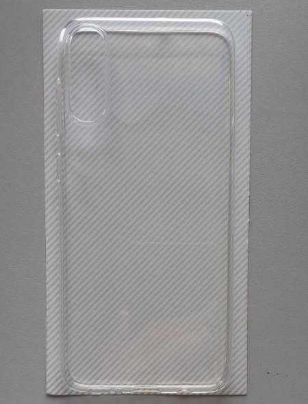"""TPU maska 0.3mm tanka za Samsung SM-A705F Galaxy A70 2019 (6.7"""") providna"""