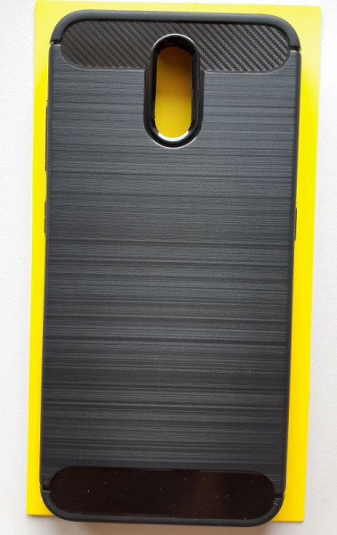 """TPU maska BRUSHED Nokia 2.3 2019 (6.2"""") crna"""