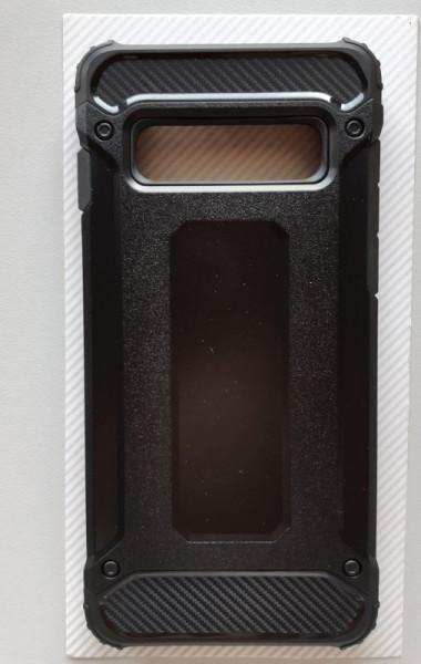 "TPU maska DEFENDER za Samsung SM-G973F Galaxy S10 2019 (6.1""), crna"