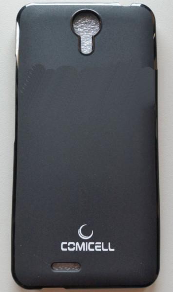 TPU Pudding maska za Tesla 6.2 crna