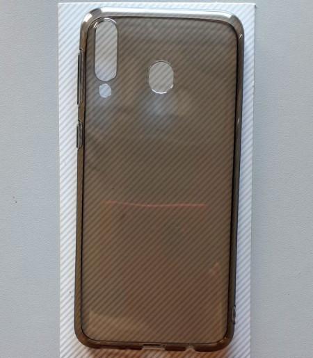 "TPU ultra tanka maska 0.3mm za Samsung Galaxy M30 2019 (6.4"") smoke"