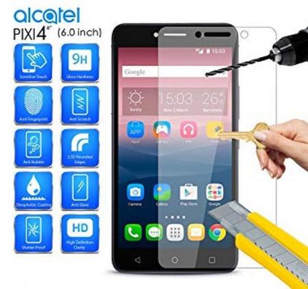 Zaštitno Kaljeno staklo Tempered Glas za Alcatel Pixi 4 (6) 3G 2016, OT-9001