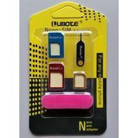 Adapter micro SIM plus nano SIM