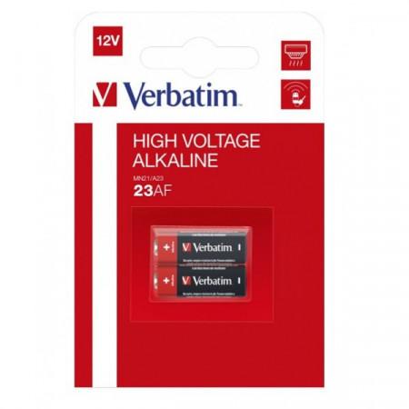 Alkalna baterija 23A MN21/A23 12V 2PACK VERBATIM 23A