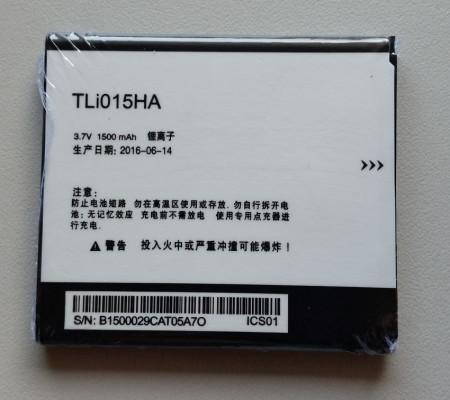 Baterija TLi015HA za Alcatel TCL J636D