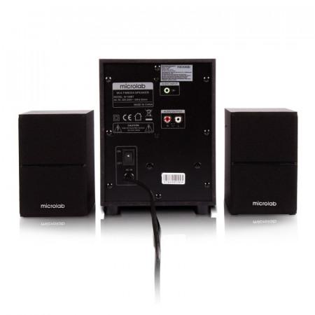 Bluetooth Zvučnici aktivni 2.1 Microlab M-106BT, 10W RMS
