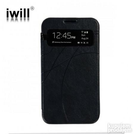 Futrola preklopna s prozorčićem za Samsung i9300 Galaxy S3 DSS326