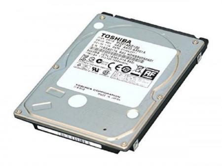 """HDD interni 2.5"""" 500GB TOSHIBA MQ01ABD050V 5400RPM 16MB 9.5mm SATA"""